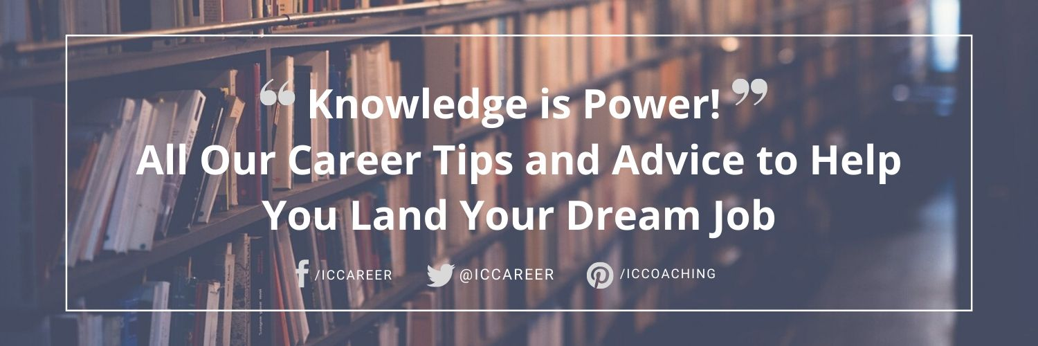 IC Career Coaching Blog
